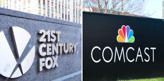 Comcast 21st century fox photo