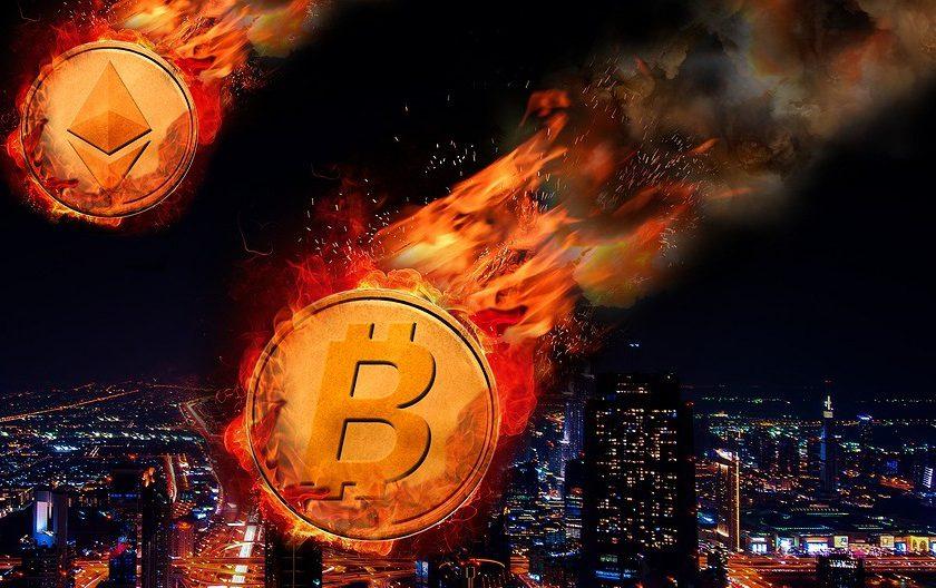 Dot com crash cryptocurrency