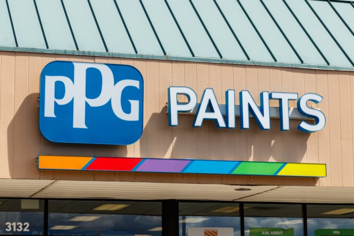 PPG Industries store