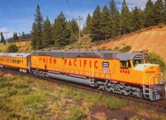 Union Pacific Shares Rally After Naming Jim Vena As Coo