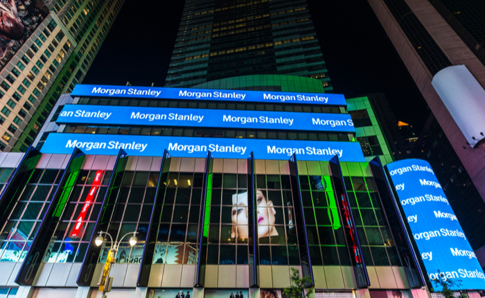 Morgan Stanley Q4 results: shares fall on revenue miss
