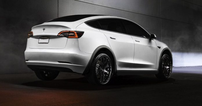 Tesla To Unveil Model Y Suv On March 14 In California