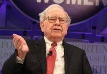 warren buffett stocks