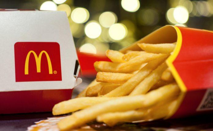 mcdonalds earnings