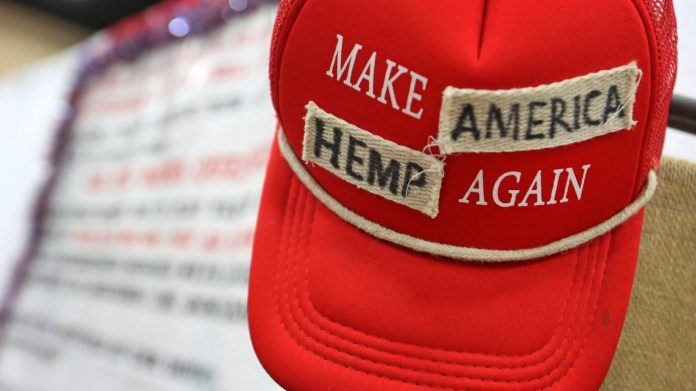 legalized cannabinoid
