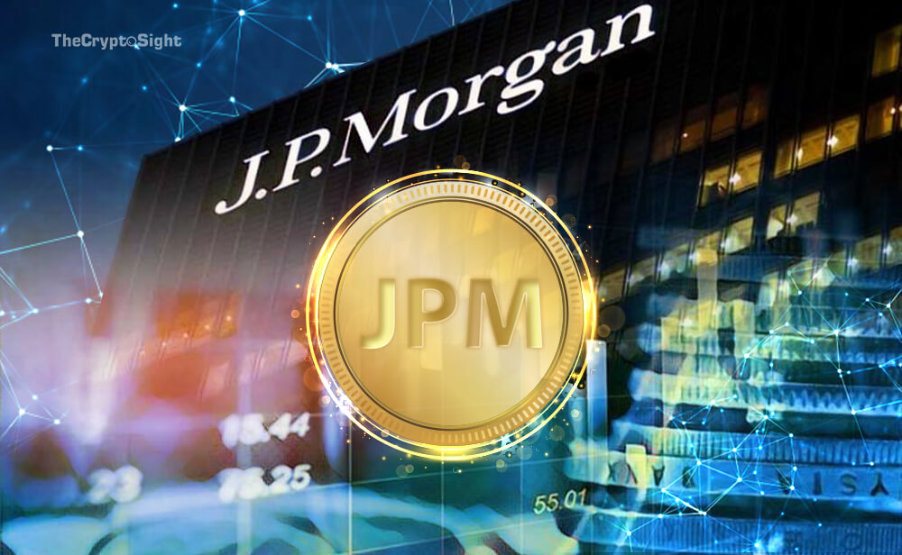 Jpm Coin Has A Timeline And It Could Benefit The Stock