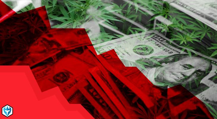 Top 3 Worst Performing Marijuana Stocks This Year