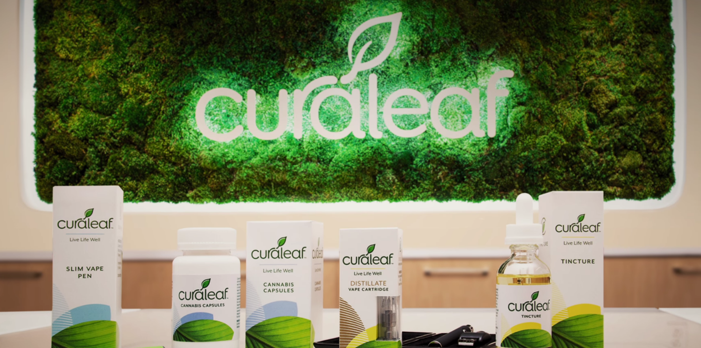 Curaleaf reports revenue miss but is forecasting $1 billion