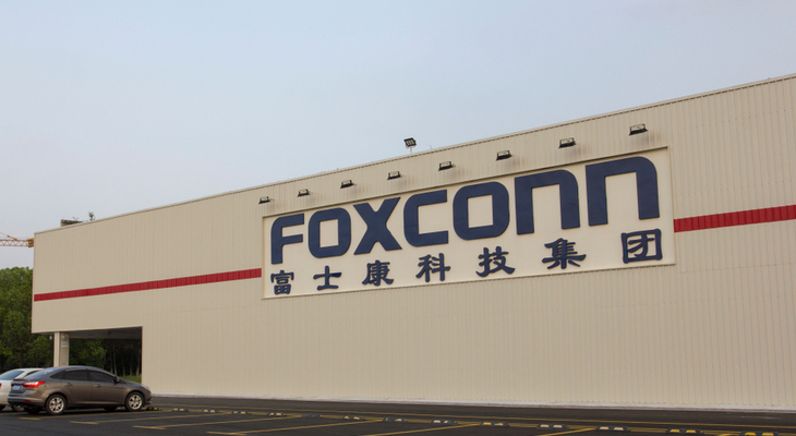 Foxconn Seals Production Deal With Chinese EV Startup Byton