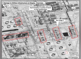 Saudi arabia oil facilities