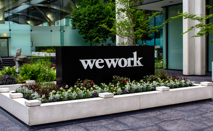Detour on the road to WeWork IPO
