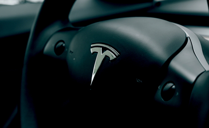 Tesla delivers strong earnings, says Model Y SUV is on the way